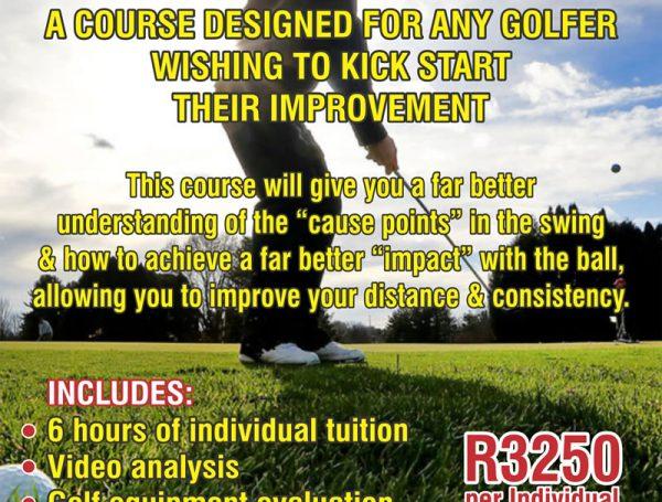 Impact Golf Course