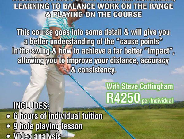 Impact Golf Courses