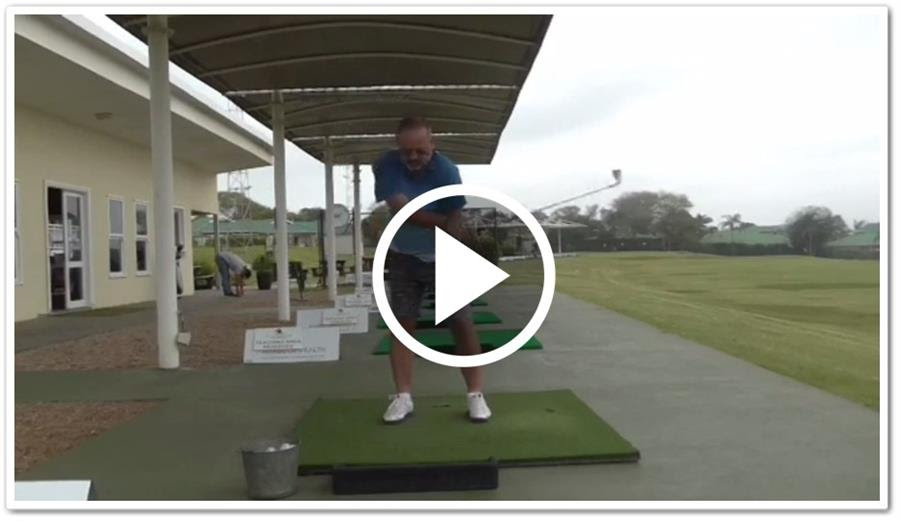 golf training video