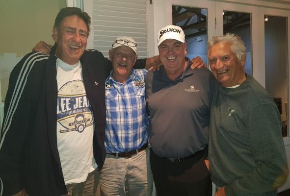 golfing friends