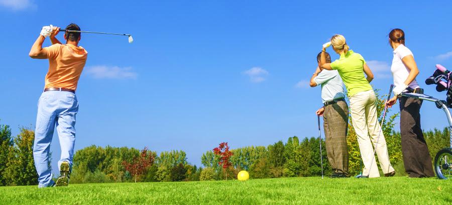 golfing fun