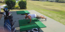 golf exercizes